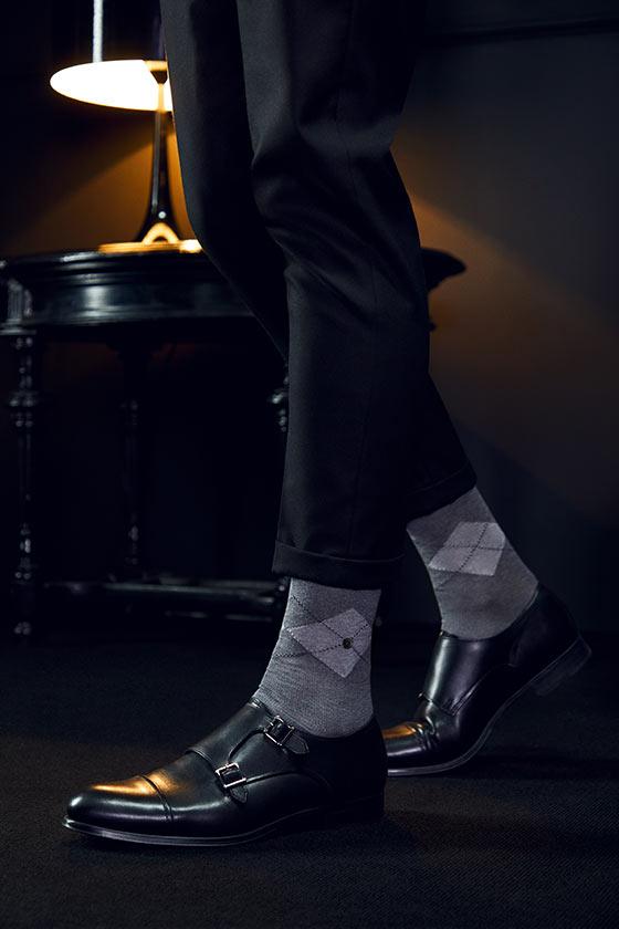BURLINGTOON LookBook: les basiques du dressing Homme